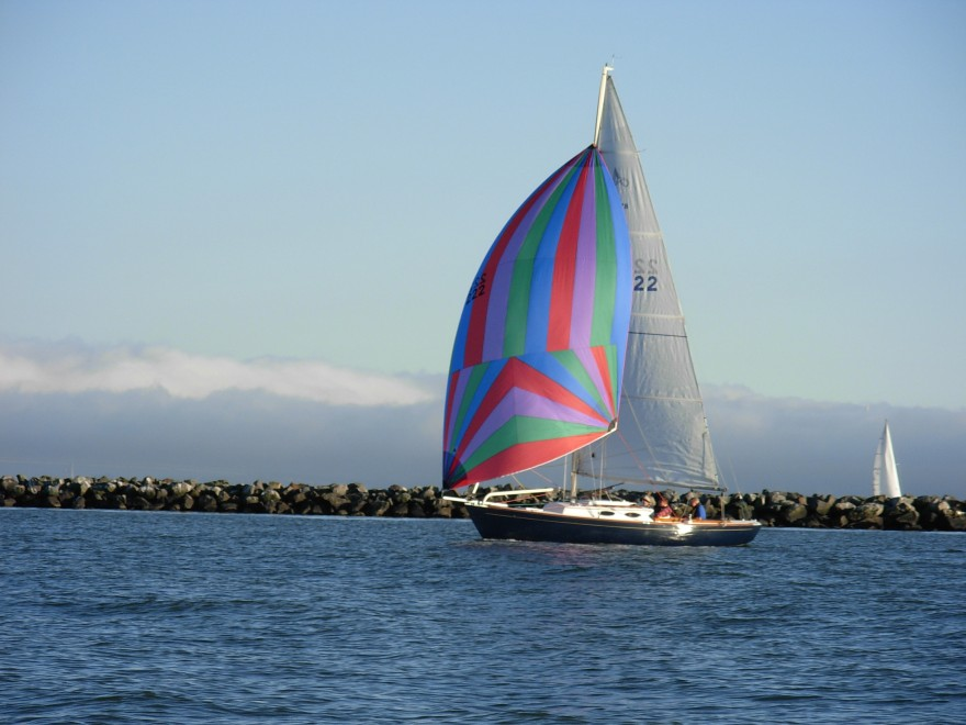 Dream Under Spinnaker