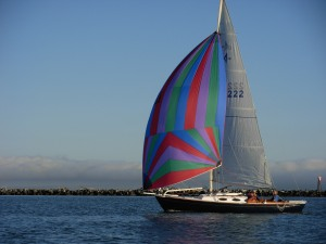 Dream Under Sail